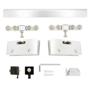 Sliding Door Hardware Kit (Click to view Kit Content)
