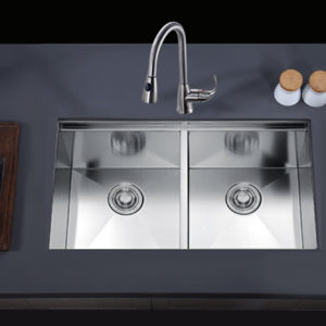 Calacatta Kitchen Sink