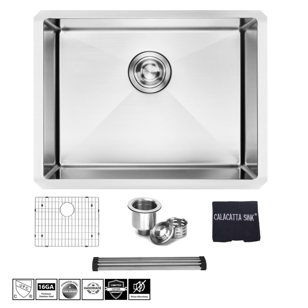Calacatta Kitchen Sink 23\