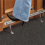 Stainless Steel Foot Rail Kit