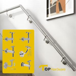 Stainless Steel Handrail Series